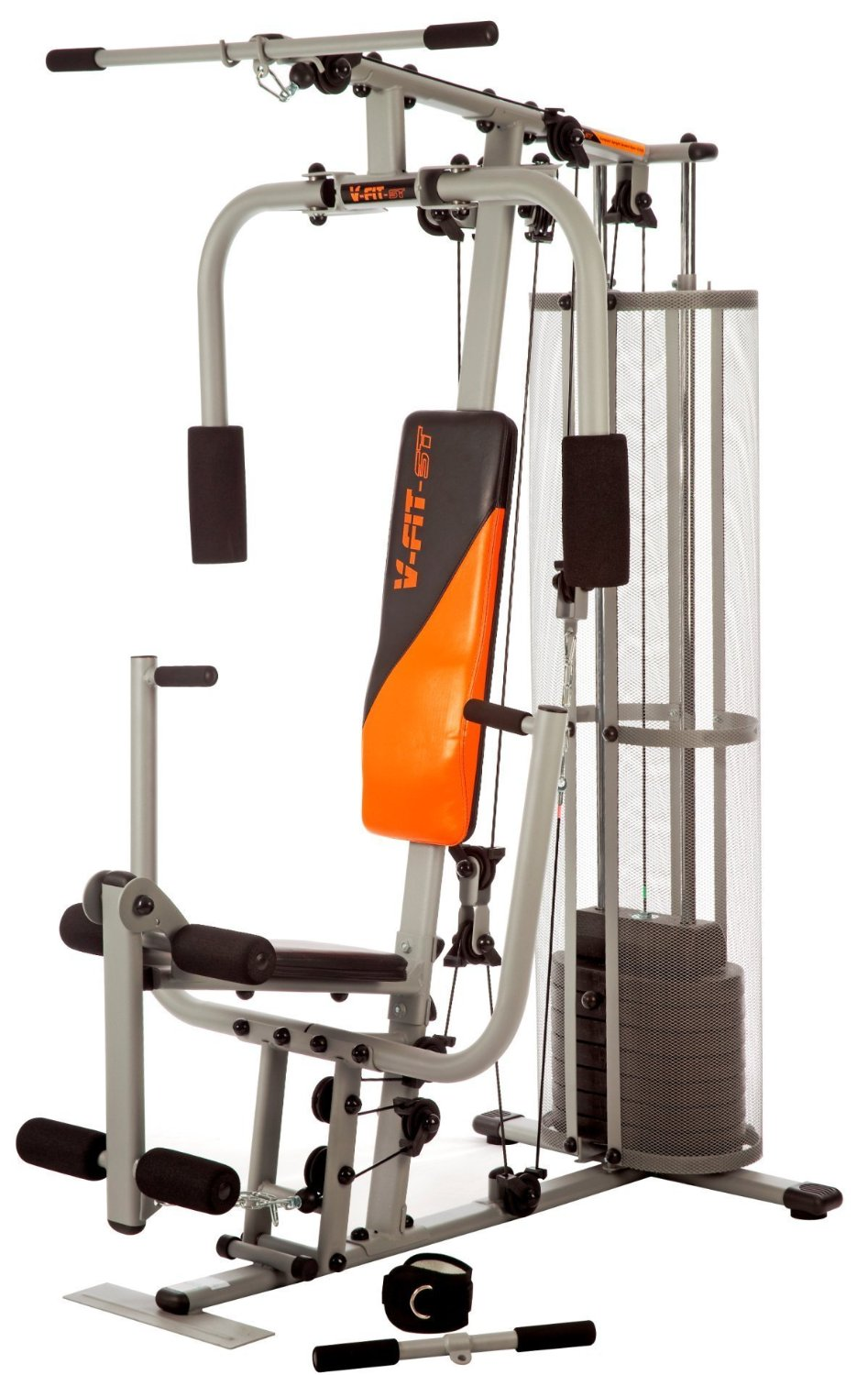V fit cug herculean compact upright gym review