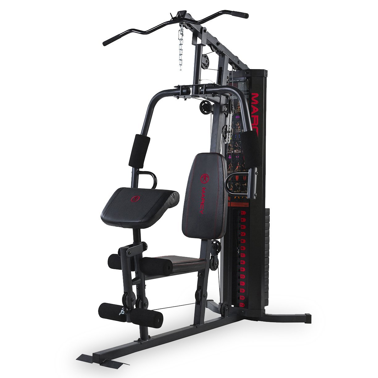 Marcy eclipse hg compact home gym review multi