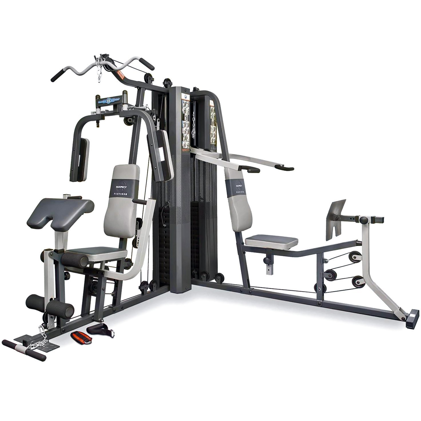 Marcy GS99 Dual Stack Home Gym Review